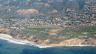 Rancho Palos Verdes, California City in California