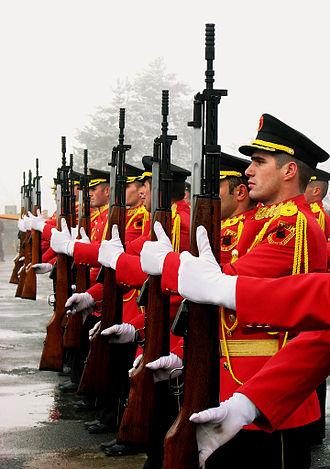 Kosovo Protection Corps - Kosovo Protection Corps
