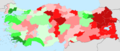Turkey net migration by province 2013.png