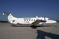 F-GLNE - B190 - Twin Jet
