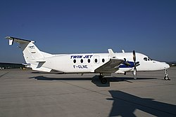 Twin Jet B190 F-GLNE.jpg