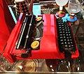 Typewriter in Red color.jpg