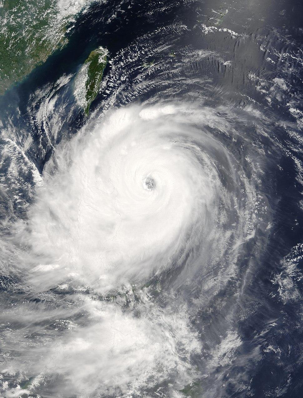 TyphoonMindulle2004