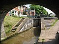 Tyrley Top Lock and Cottages - geograph.org.uk - 828313.jpg