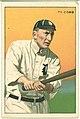 Tyrus Raymond Cobb, Detroit Tigers, baseball card portrait LCCN2007685716.jpg