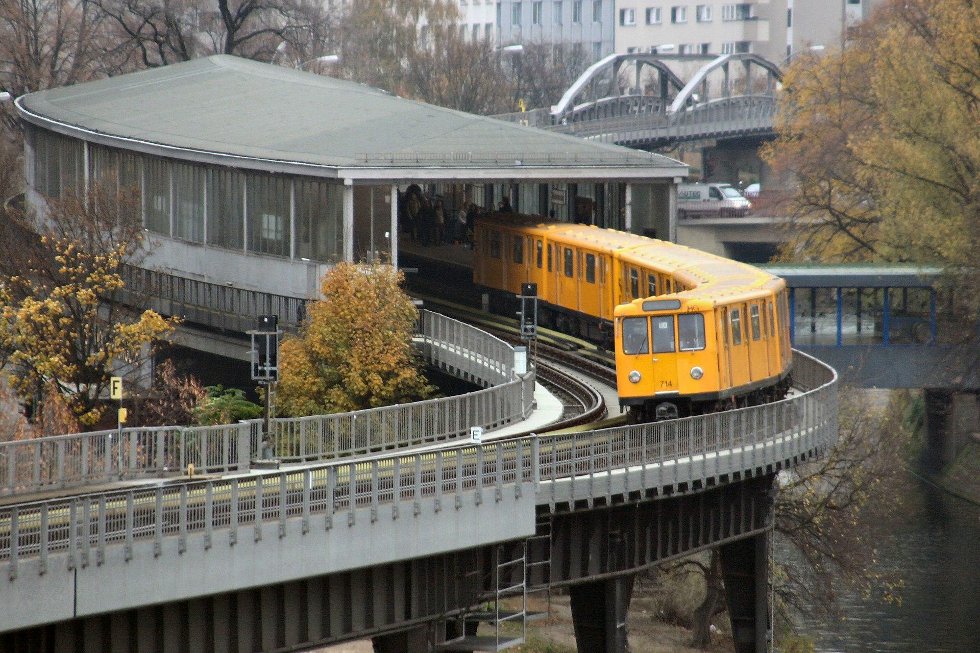 Ferienloft Berlin metropolitana di berlino