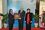 U.S. Ambassador David Shear opens safe medicine exhibition in Hanoi (6639676427).jpg