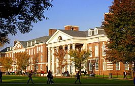 Campus van de University of Delaware