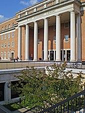 hornbake library