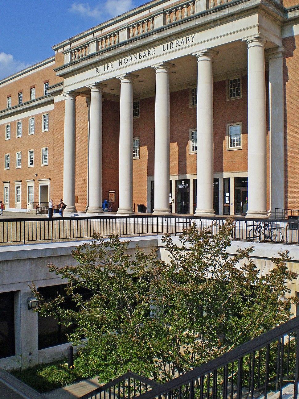 UMD Hornbake Library