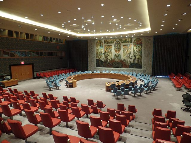 UN Security Council, From WikimediaPhotos