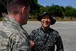 US, Japanese Airmen conduct survival training during Cope North 16 160216-F-CH060-618.jpg