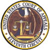 Seal of the United States Court of Appeals for the Eleventh Circuit
