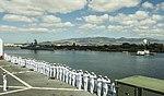 USNS Mercy arrives at Pearl Harbor for Pacific Partnership 2015 150525-N-TQ272-044.jpg