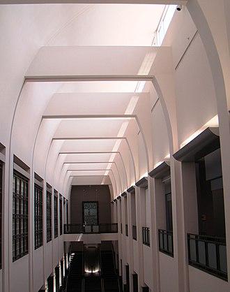 Frist Art Museum - Interior
