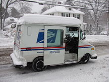 USPS Truck in Winter, Lexington MA.jpg