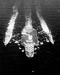 USS Enterprise (CVAN-65), USS Long Beach (CGN-9) and USS Bainbridge (DLGN-25) underway in the Mediterranean Sea during Operation Sea Orbit, in 1964 (NNAM.1996.488.125.047).jpg