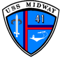 USS Midway (CV-41) seal.png
