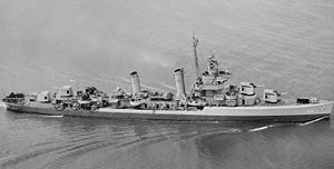 USS Niblack (DD-424) - USS Niblack