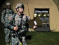 US Army 52159 Spc. Becher finishes the night course.jpg