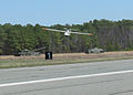 US Navy 030401-N-0137B-001 The Aerolight Unmanned Aerial Vehicle (UAV) returns from a successful, groundbreaking flight.jpg