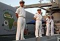 US Navy 090204-N-1655H-024 nternational Sailors man the rails of the amphibious transport dock ship USS Nashville (LPD 13).jpg