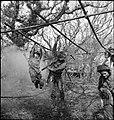 US Ranger Goes To British Battle School- Americans Train For Battle in the UK, 1943 D13681.jpg