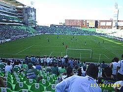 competitive price d59c8 3f265 Estadio Corona - Wikipedia