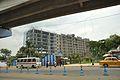 Unidentified Building Under Construction - Parama Island Area - Eastern Metropolitan Bypass - Kolkata 2016-06-23 5033.JPG