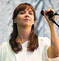 Unidentified musician at Veronica Maggio concert Stavernfestivalen (220448).jpg