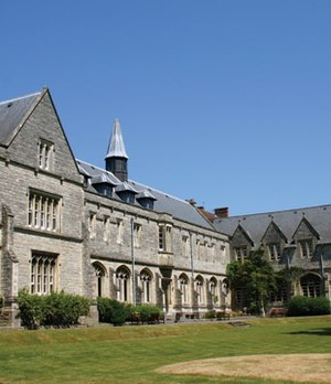 Joseph Butler (architect) - University House, Bishop Otter College (now part of the University of Chichester)