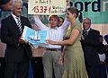 Unterschriften-Übergabe an Verkehrsminister Ramsauer für den Erhalt der Traditionssegelschiffe 2013 in Kiel.jpg