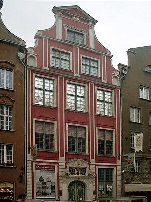 Long Market - Image: Uphagen's House