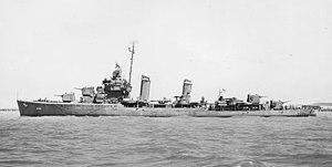 USS Bailey (DD-492) - USS Bailey (DD-492)