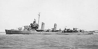 USS <i>Bailey</i> (DD-492)