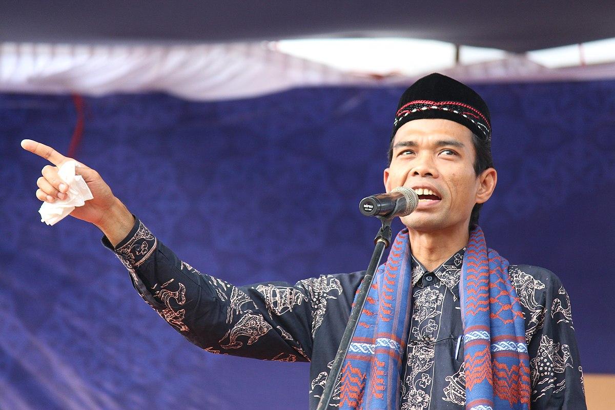Abdul Somad - Wikipedia bahasa Indonesia, ensiklopedia bebas