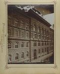 Váci utca 62-64., a pesti Új Városháza homlokzata (Steindl Imre 1870-75). 1878 körül. - Budapest, Fortepan 82092.jpg