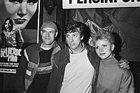 V.l.n.r. Jeroen Krabbé, regisseur Paul Verhoeven en Renée Soutendijk, Bestanddeelnr 932-5420.jpg