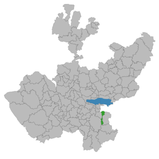 Valle de Juárez Municipality and city in Jalisco, Mexico