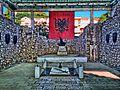 Vendvarrimi I Skenderbeut në Lezhë.JPG