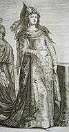 Vera Effigies Turcorvm Imperatoris Ibrahim Filii, Et Sultanæ, Eiusdem Matris (1707) (cropped).jpg