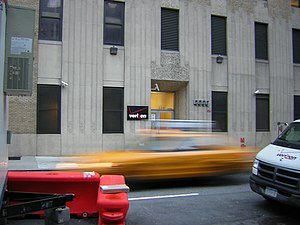Verizon New York - Typical central office at 228 East 56th Street
