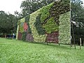 Vertical Garden from Lalbagh flower show Aug 2013 8788.JPG