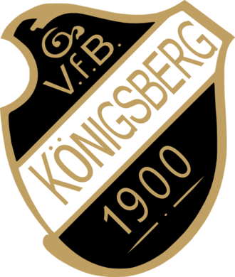 VfB Königsberg - Image: Vf B Königsberg