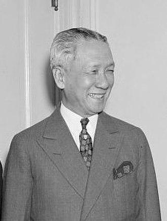 Communism in the Philippines - President Sergio Osmeña