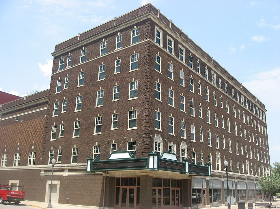 Victory Theater and Hotel Sonntag