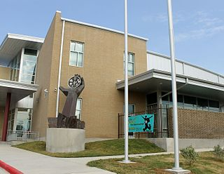 Vidal M. Trevino School of Communications and Fine Arts School in Texas, United States