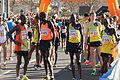 Vienna 2013-04-14 Vienna City Marathon - 46 Patrick Kimeli, KEN, 45 Maswai Kiptanui, KEN, NN, 22 Vasiliy Glukhov, RUS, 56 John Kipsang, KEN.jpg