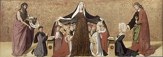 The Virgin of Mercy of the Cadard Family
