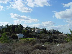 Neve Shalom - View of the village